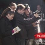 "Бекстейдж - игрален филм ""The Winner"""